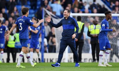 Alonso has fallen out with Frank Lampard (Getty Images)