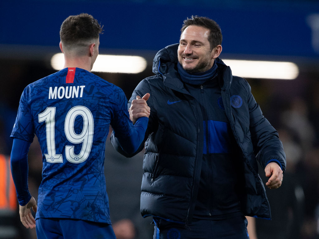 Mason Mount has been an ever-present under Frank Lampard for Chelsea (Photo by Visionhaus)
