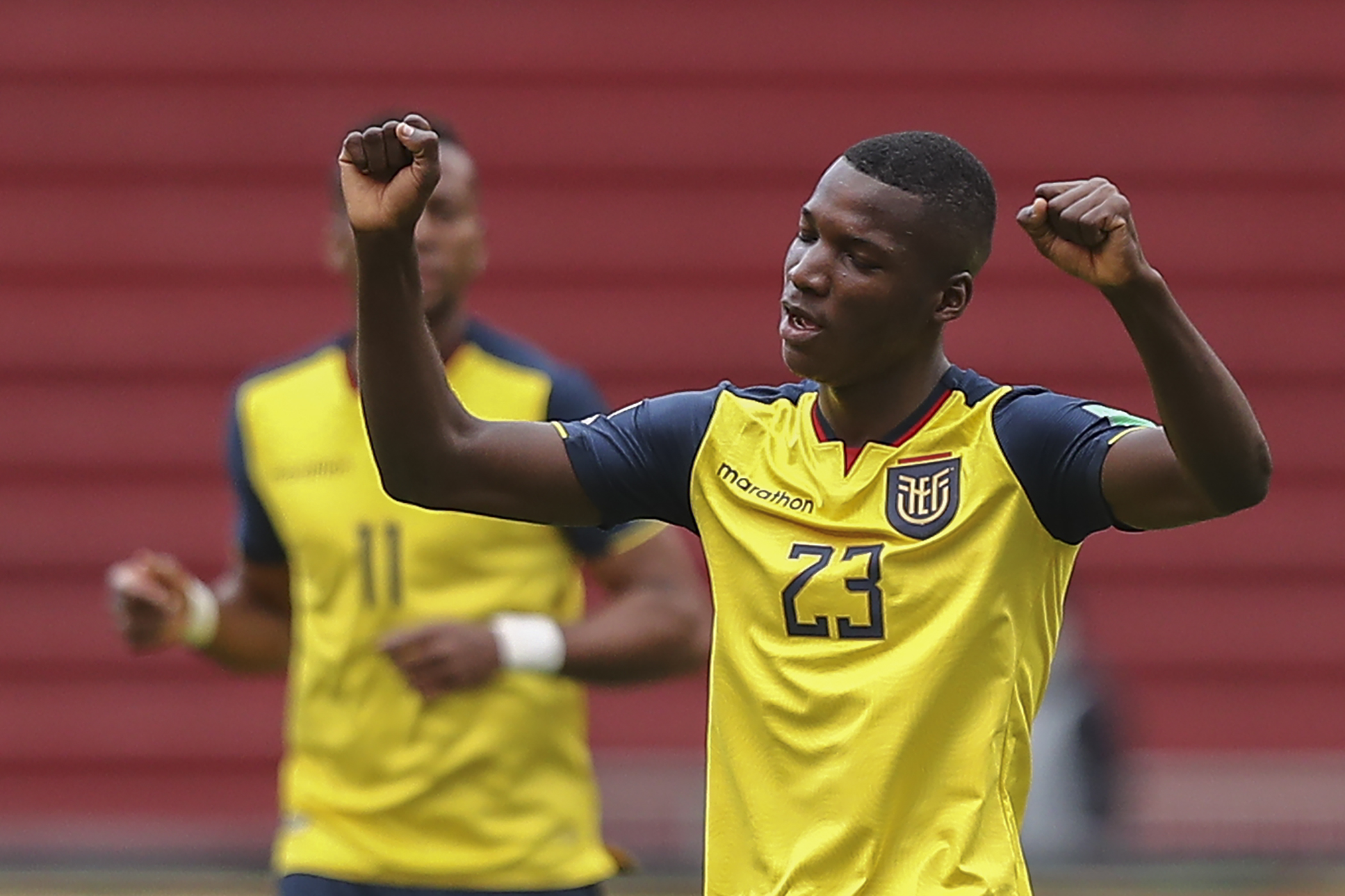 Chelsea have shown interest in signing 19-year-old midfielder Moises Caicedo. (GETTY Images)