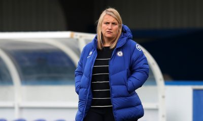 Emma Hayes is the manager of Chelsea F.C. Women. (GETTY Images)
