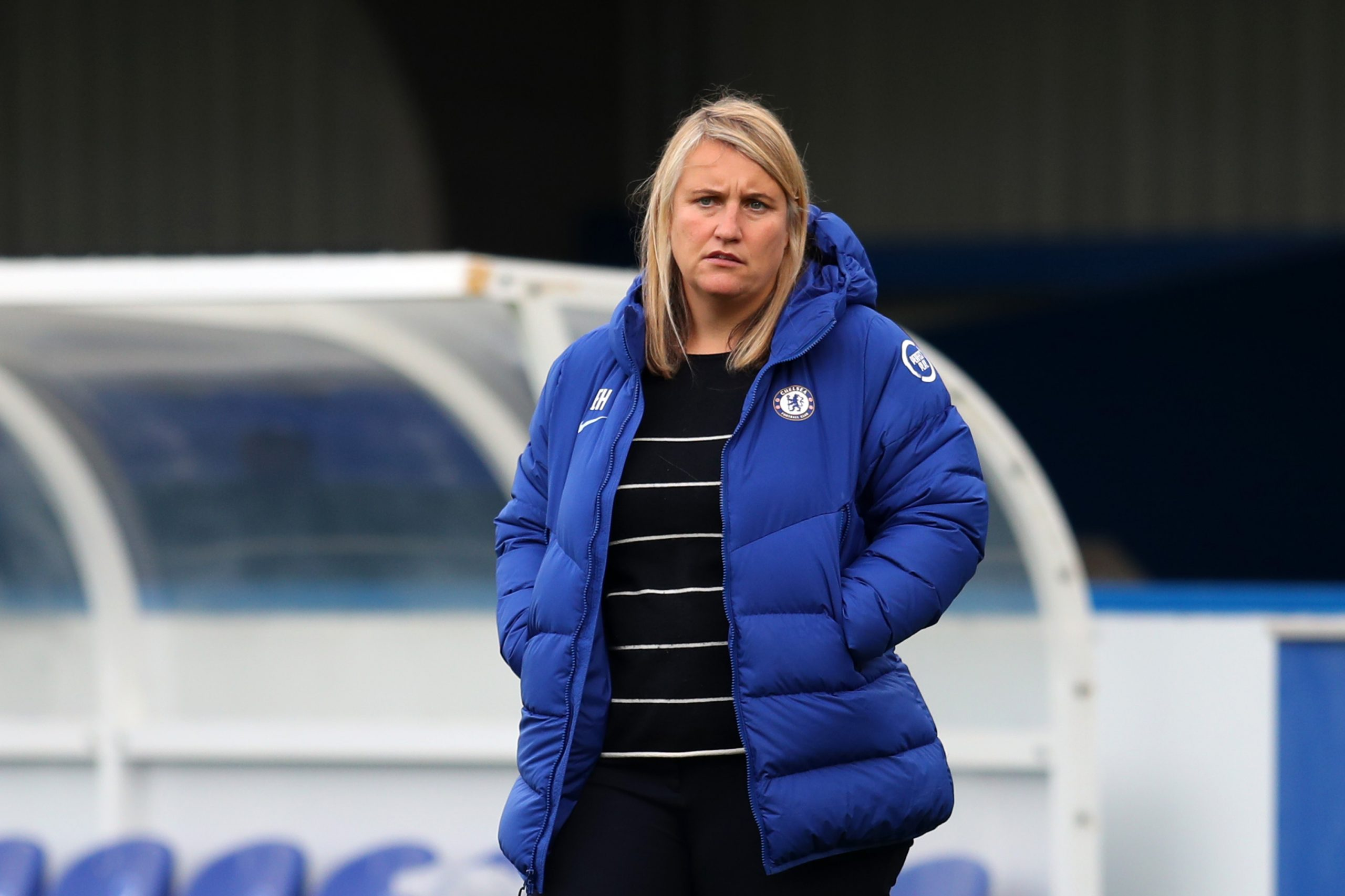 Chelsea boss Emma Hayes could create history after AFC Wimbledon link