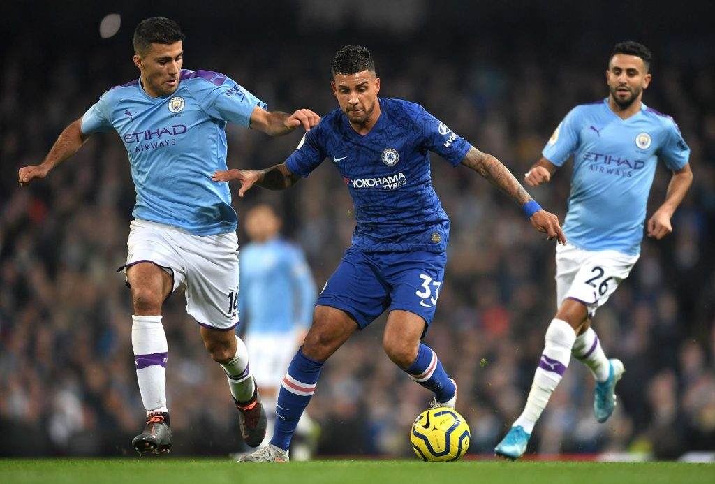 Napoli are serious about signing Chelsea star Emerson Palmieri.