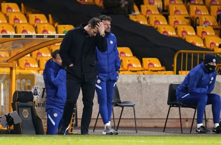 Chelsea manager Frank Lampard has opened up on his team's inconsistency following their late loss against Wolverhampton Wanderers on Tuesday.