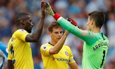 KEPA aRRIZABALAGA AND aNTONIO rudiger have both been sidelined at Chelsea