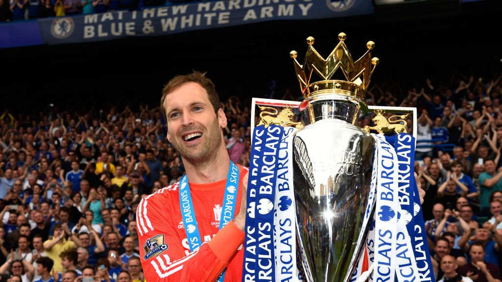 Chelsea legend, Petr Cech is set to don the club's jersey to take part in a competitive game on Monday.