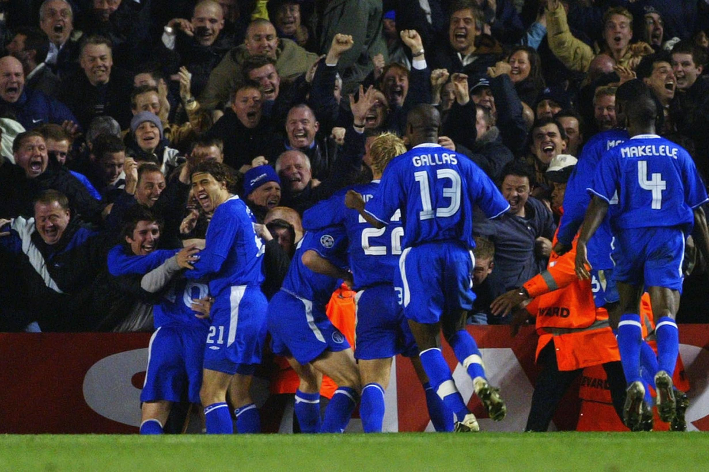 Lampard Reminisces Chelsea Breaking Arsenal Hoodoo To Turn The Tide