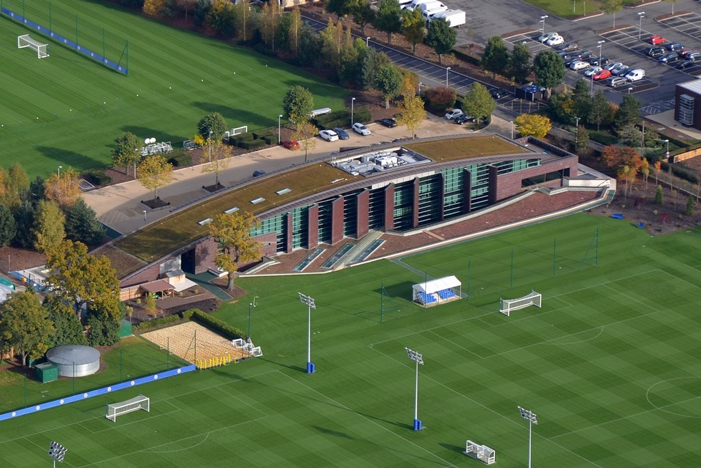 Chelsea have temporarily shut down their Cobham academy training center due to an outbreak of Covid-19