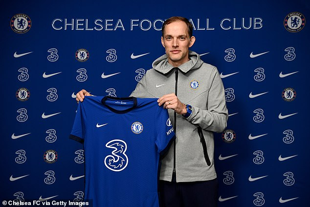 Thomas Tuchel joined Chelsea last month after Frank Lampard's sacking.