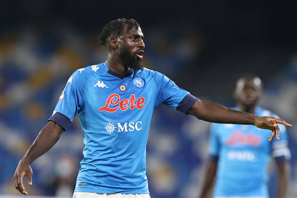 Bakayoko has done well at Napoli