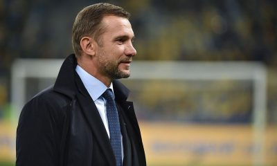 Andriy Shevchenko in contention for Chelsea job (GETTY Images)