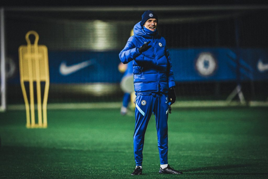 Chelsea manager Thomas Tuchel has expressed his willingness to make use of youth.