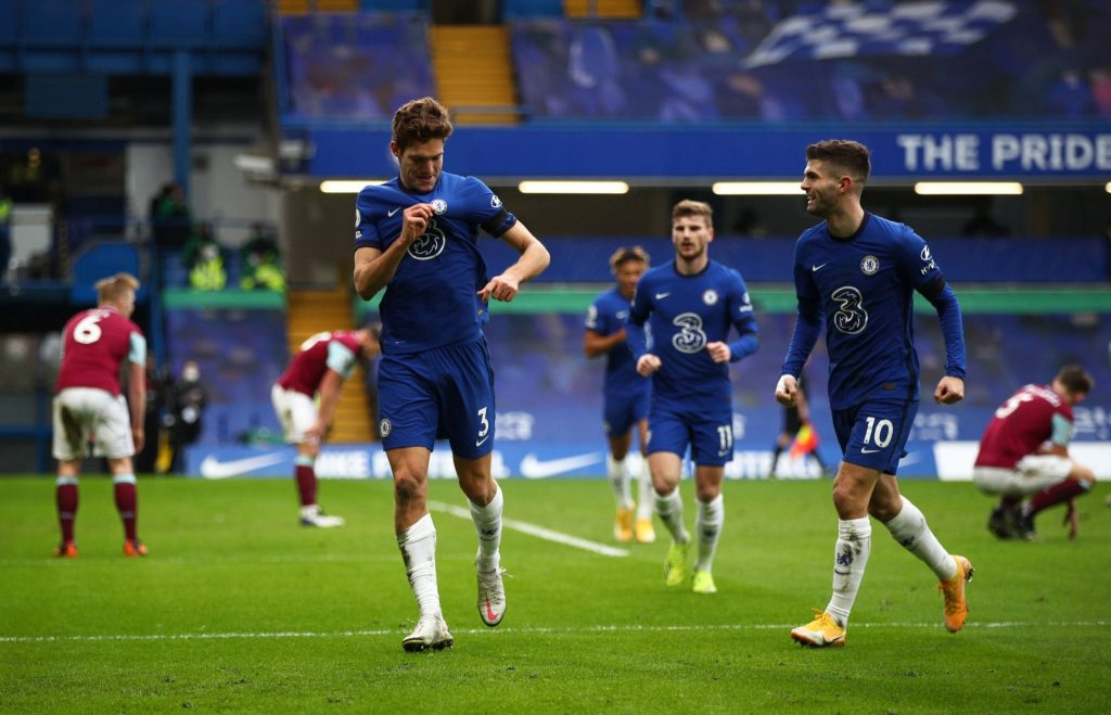 Marcos Alonso celebrated his Chelsea return with a well taken goal. We take a look at how fans reacted to it.