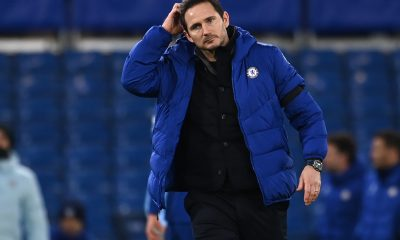 Frank Lampard was sacked by Chelsea in January. (GETTY Images)