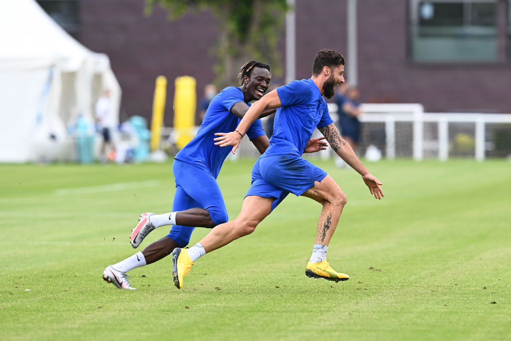 Tammy Abraham and Olivier Giroud could be sold alongside Ross Barkley and Kepa Arrizabalaga to raise Erling Haaland funds for Chelsea.