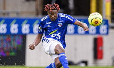 Mohamed Simakan has impressed for Strasbourg (Getty Images)