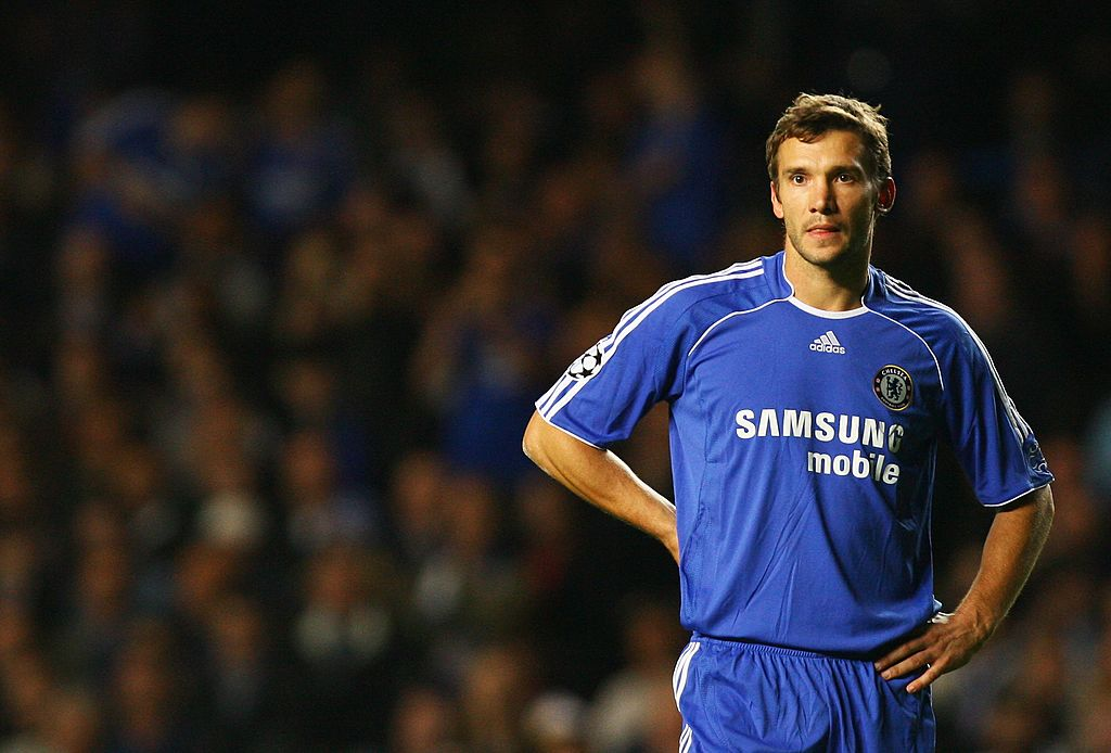 Chelsea owner Roman Abramovich is lining up Andriy Shevchenko to replace Frank Lampard.