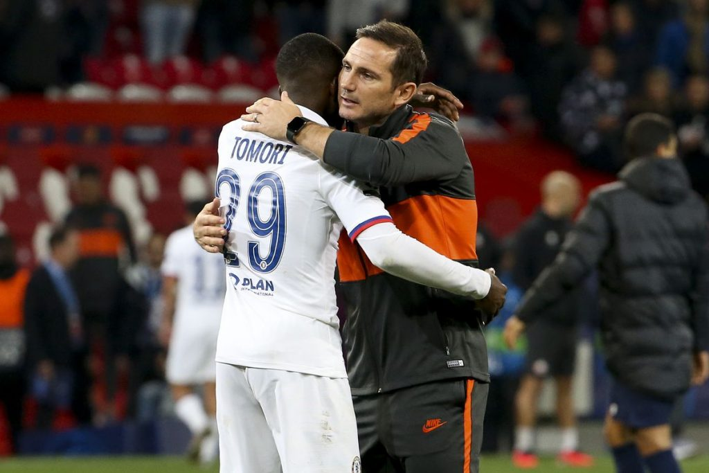 Chelsea loanee Fikayo Tomori has revealed feelings of anguish at being axed by former manager Frank Lampard.