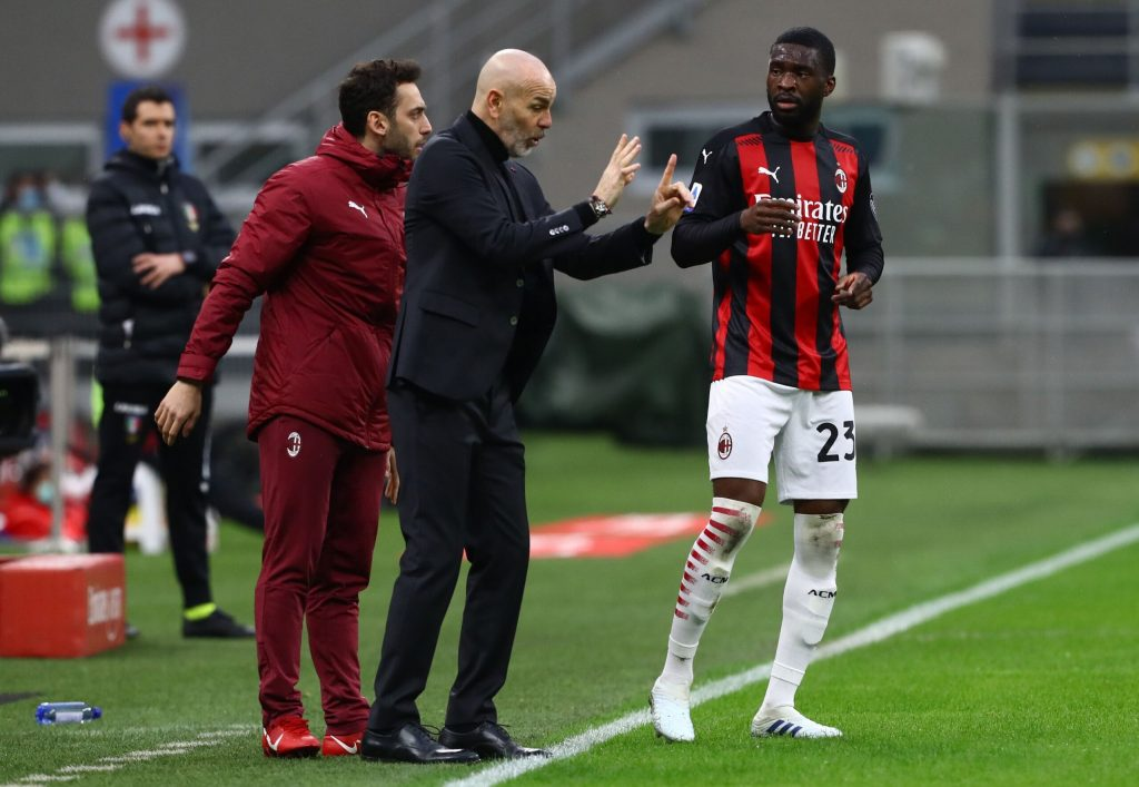 Tomori has done very well at Milan