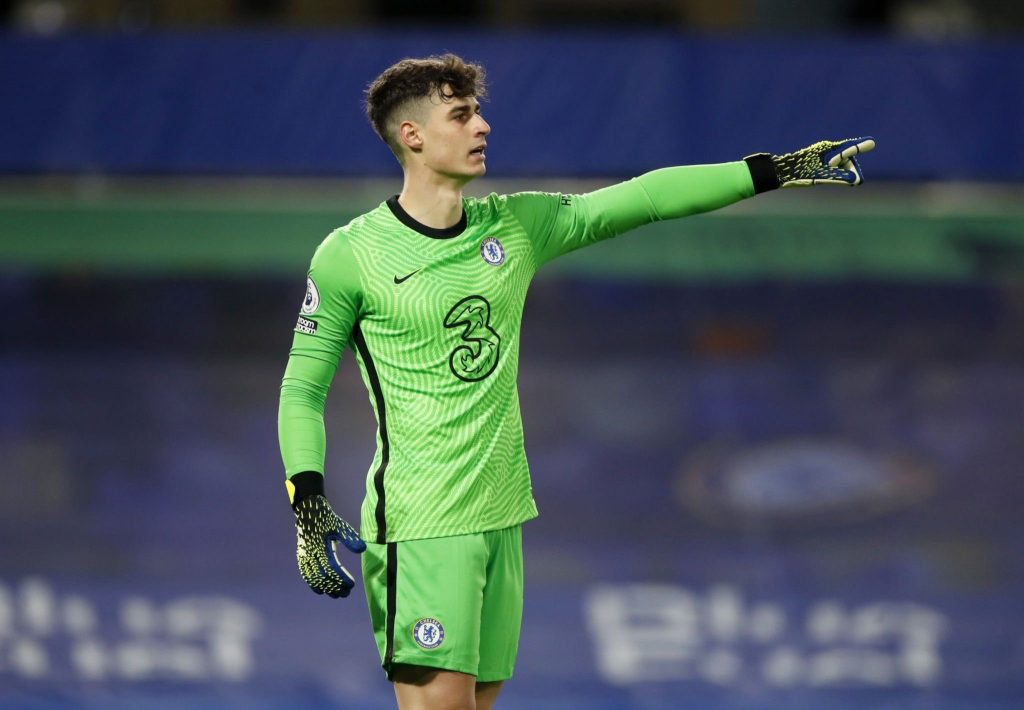 Kepa Arrizabalaga has been a let-down at Chelsea since his transfer from Athletic Bilbao in 2018.