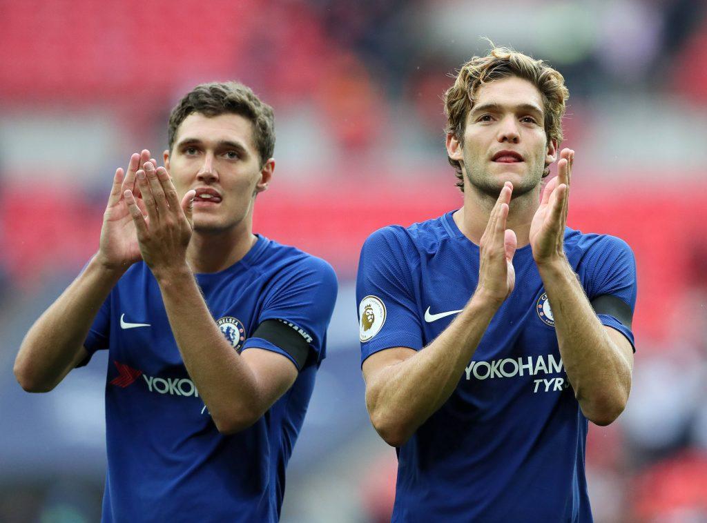 Thomas Tuchel gave an update on Marcos Alonso and Andreas Christensen after FA Cup win against Barnsley. (imago Images)