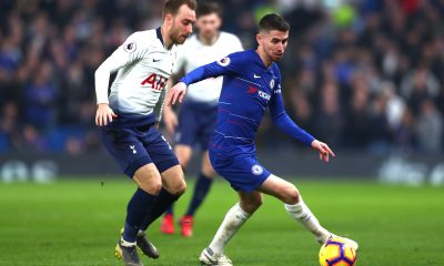 Christian Eriksen and Jorginho could swap teams. (GETTY Images)