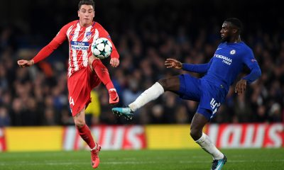 Jose Maria Gimenez is set to miss the Champions League clash against Chelsea due to injury. (GETTY Images)