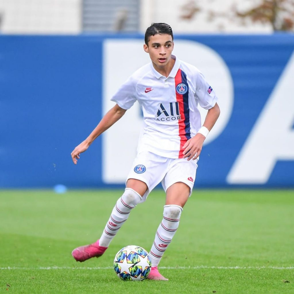 Kays Ruiz-Atil is linked with a move to Chelsea. (GETTY Images)