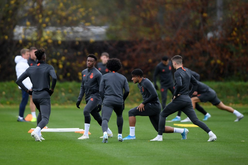 Chelsea manager Thomas Tuchel calls the youth academy the backbone of the club and promises to push youngsters such as Tammy Abraham and Billy Gilmour. (GETTY Images)