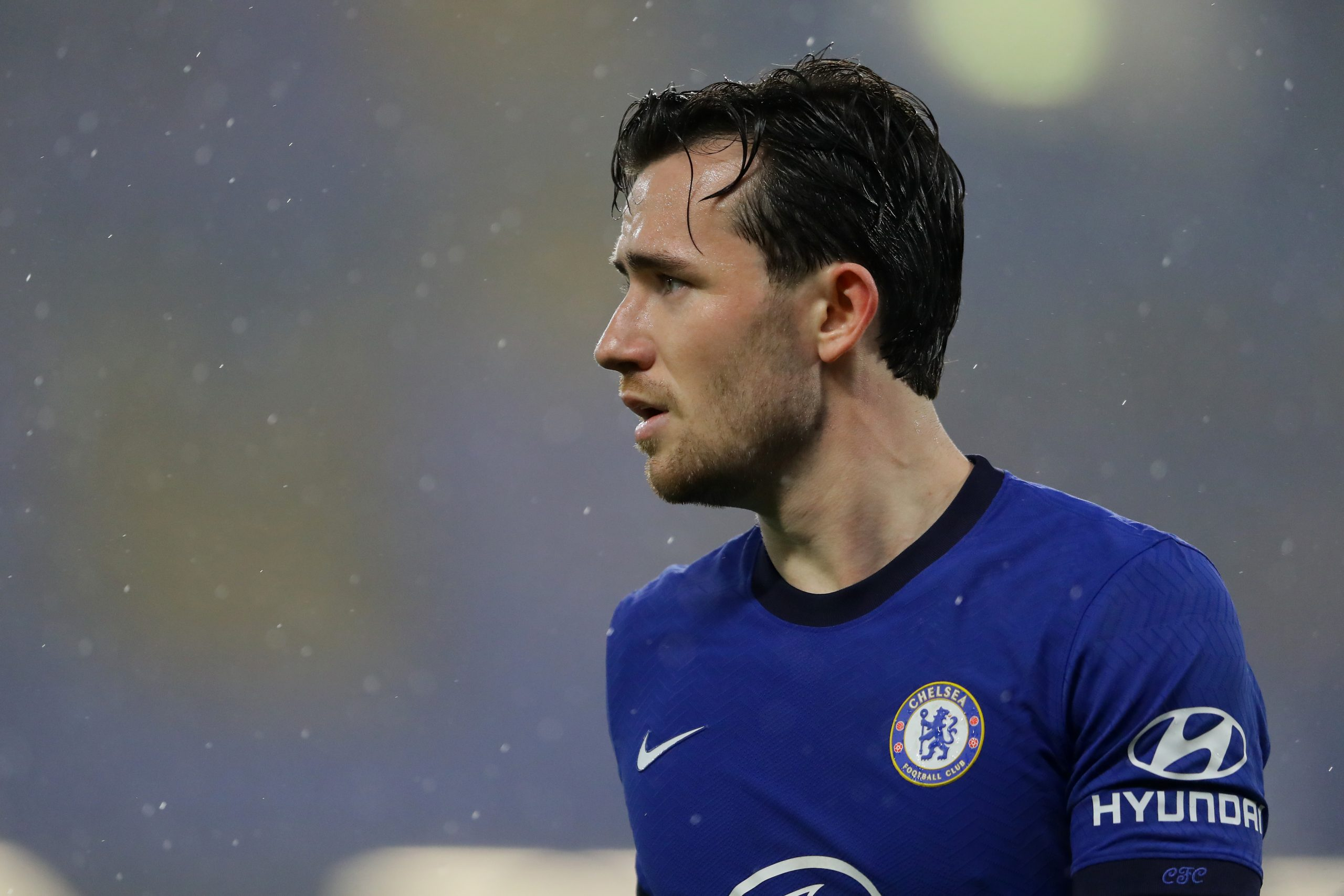 Ben Chilwell in action for Chelsea. (GETTY Images)