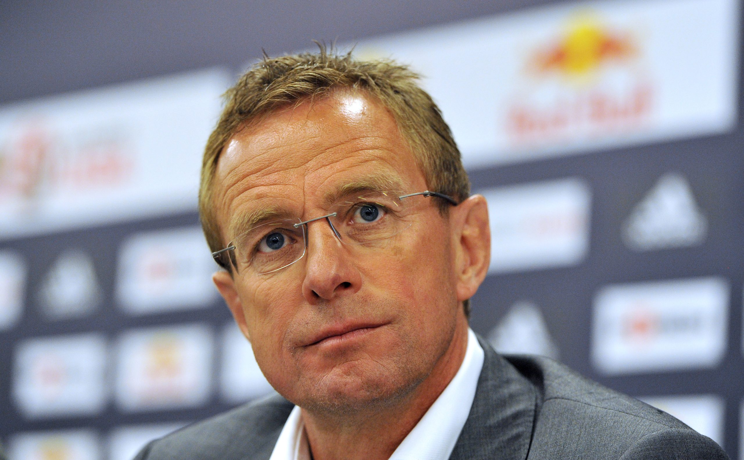Ralf Rangnick was linked with a managerial role at Chelsea. (GETTY Images)