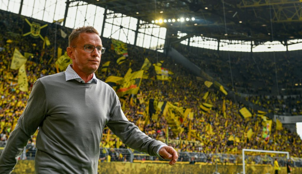 Ralf Rangnick says he turned down the chance to manage Chelsea after Frank Lampard was given the sack.