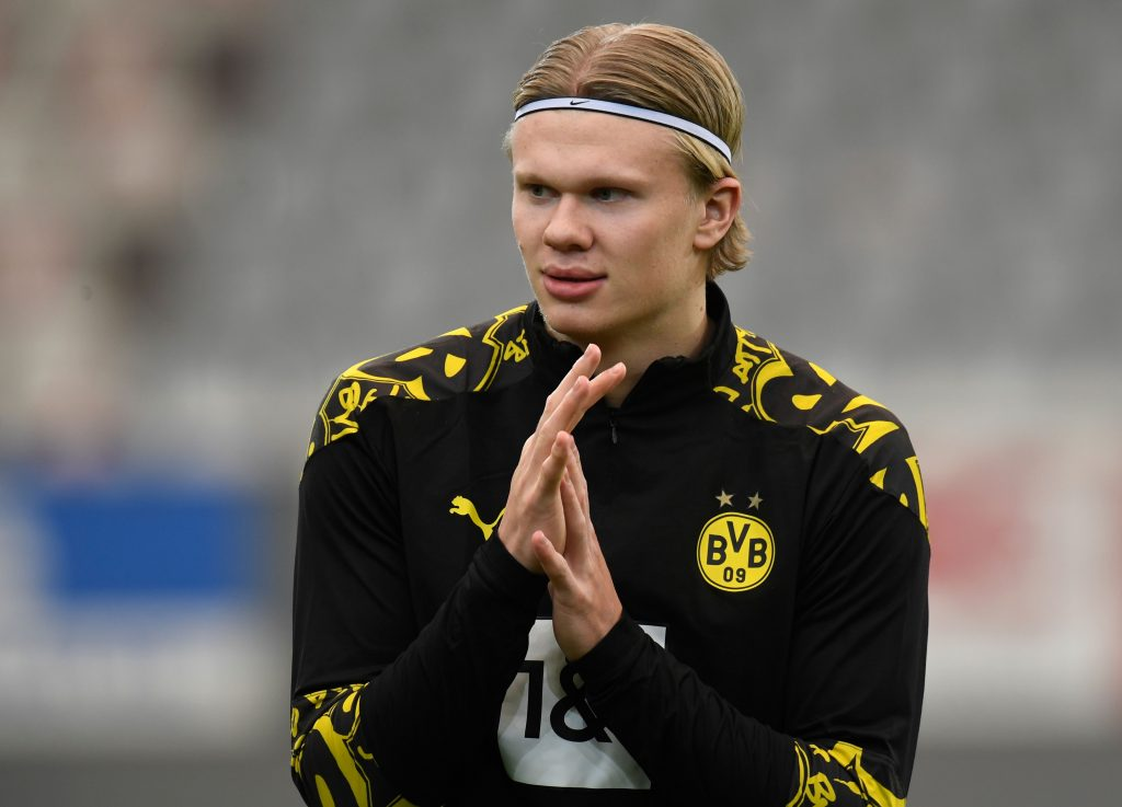 Chelsea interested in Erling Haaland