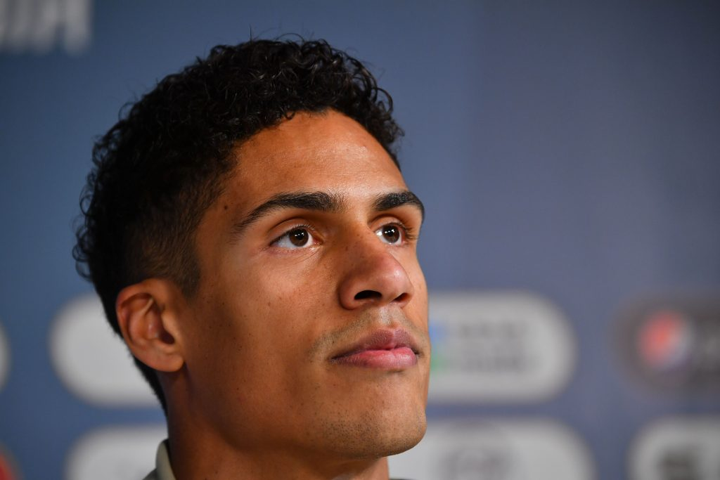 Raphael Varane has emerged as a transfer target for Chelsea and Manchester United.