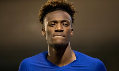 Tammy Abraham of Chelsea can fall further down the pecking order after Romelu Lukaku's imminent arrival.