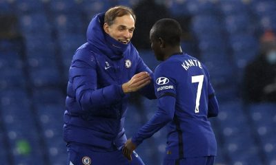 N'Golo Kante was the MOTM in the UCL final