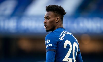Hudson-Odoi has not featured consistently for Chelsea.