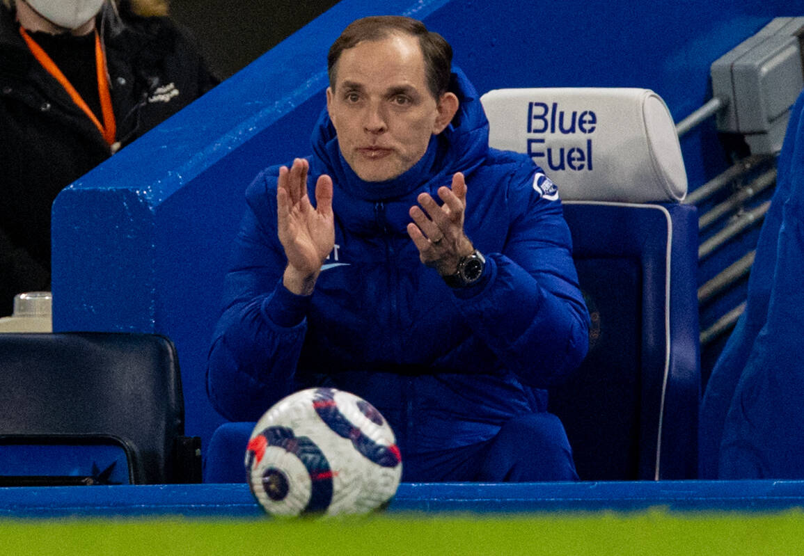 Chelsea are 11 games unbeaten under Tuchel