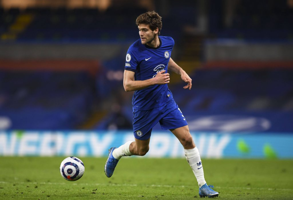 Marcos Alonso has enjoyed a new lease on life under Tuchel