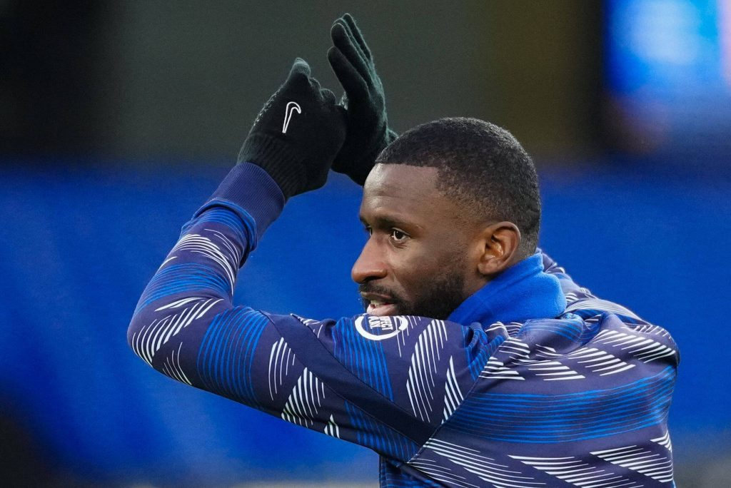 Antonio Rudiger is being eyed by PSG over a possible move next summer.