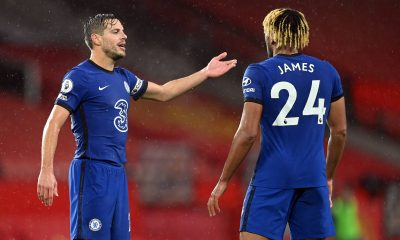 Reece James lauded Chelsea stalwart, Cesar Azpilicueta, and discussed his chemistry with him under Thomas Tuchel.)