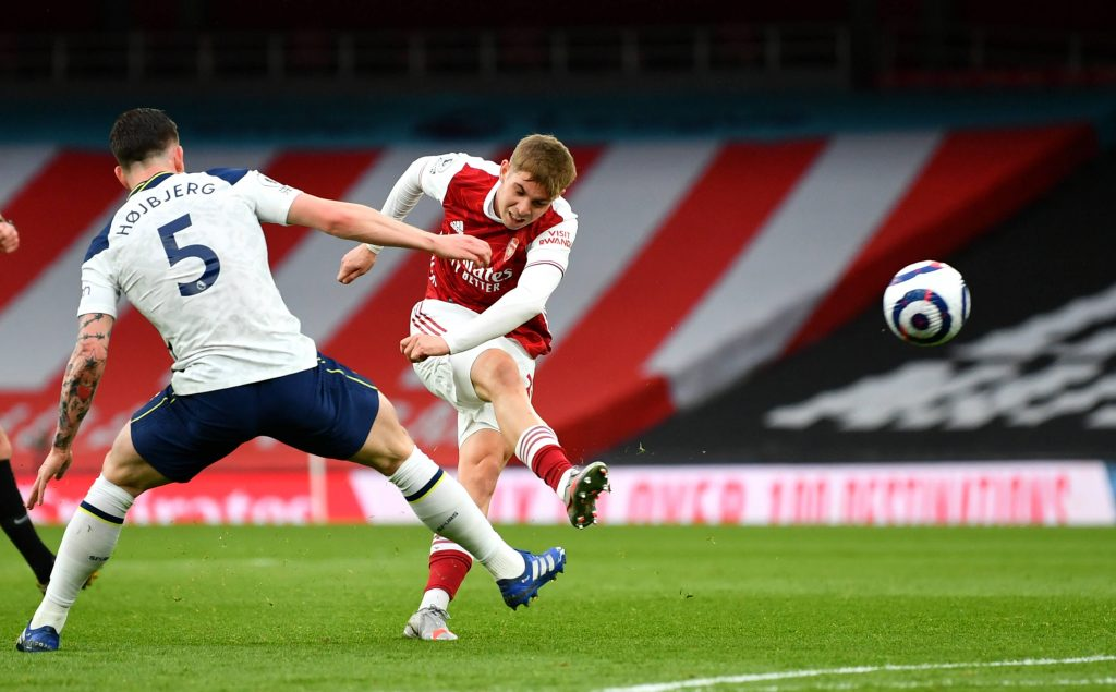 Emile Smith Rowe had the chance to join Chelsea before Arsenal move.