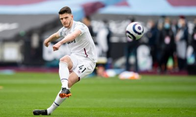 Declan Rice is one of the better midfielders in the English Premier League.