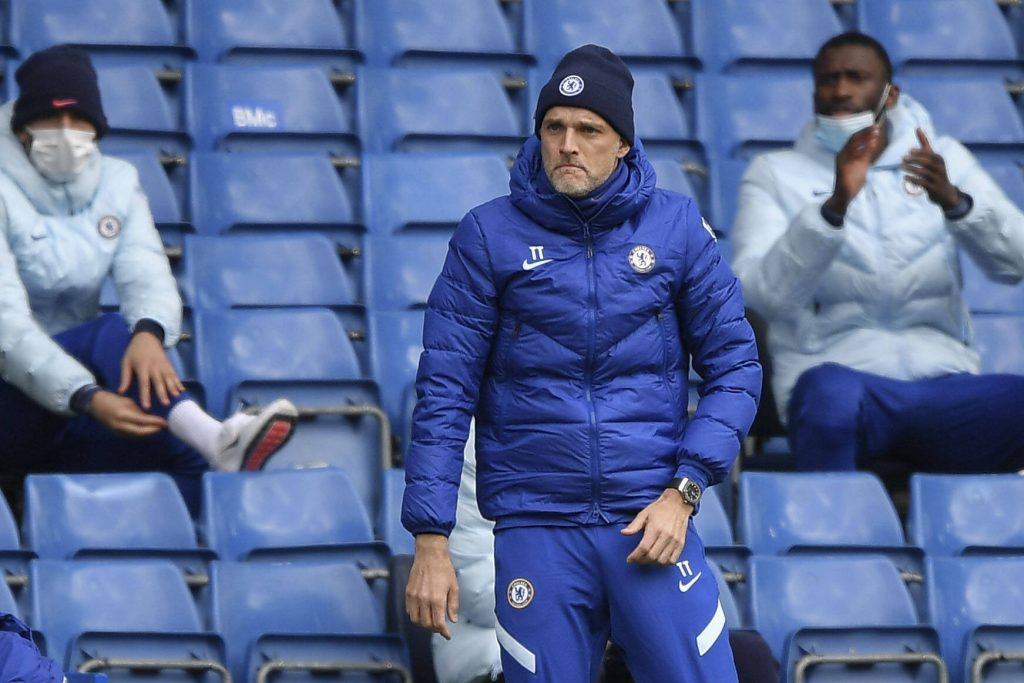 Tuchel has done brilliantly since replacing Lampard at Chelsea