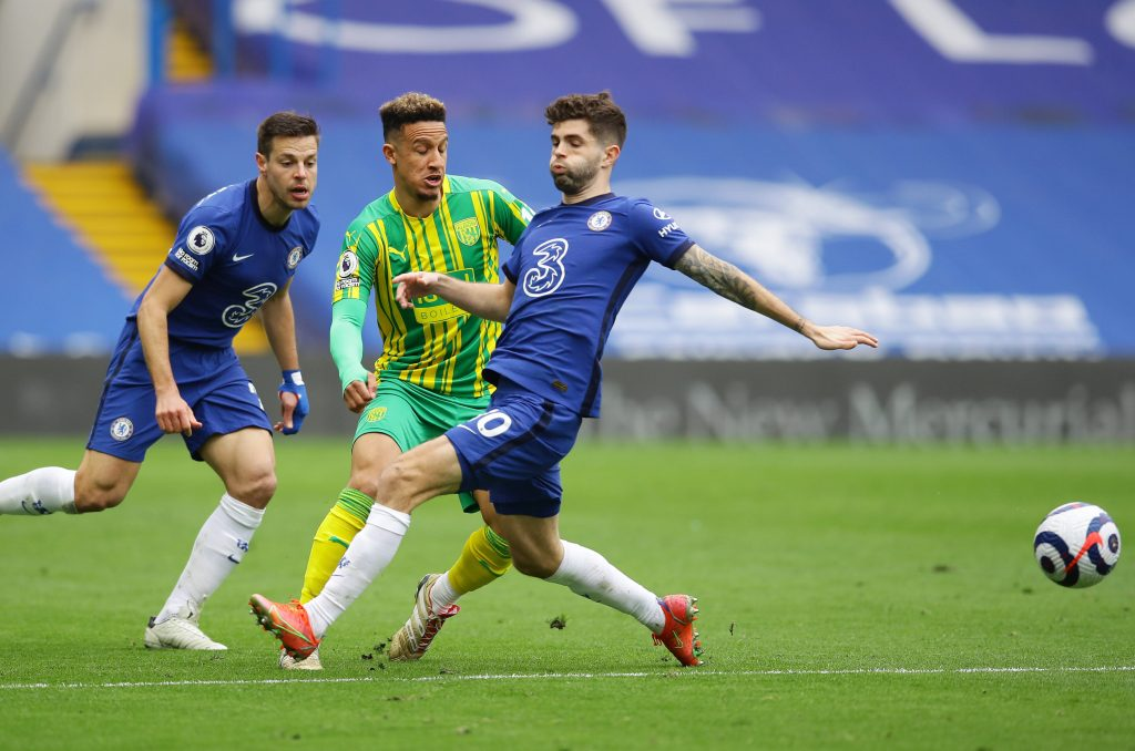 Callum Robinson was the victim of racism following his team's win against Chelsea.