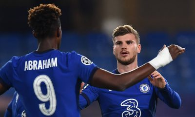 Thomas Tuchel did not start Tammy Abraham and Timo Werner for Chelsea against Crystal Palace.