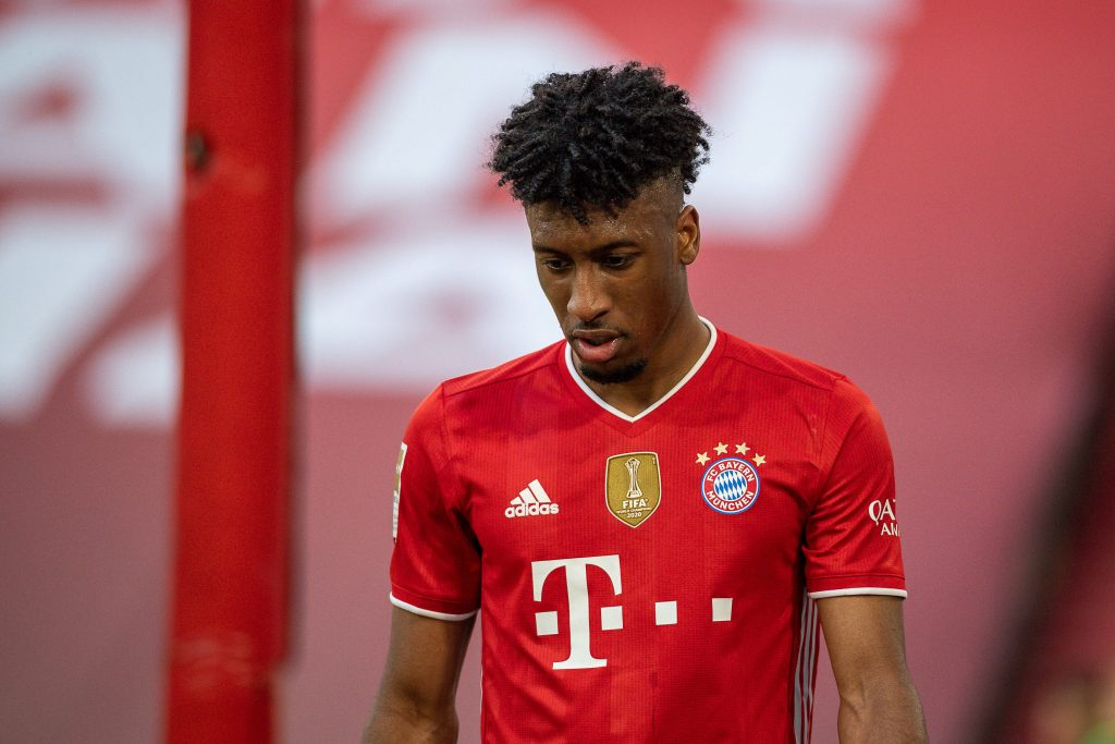 Kingsley Coman wants to leave Bayern Munich (imago Images)