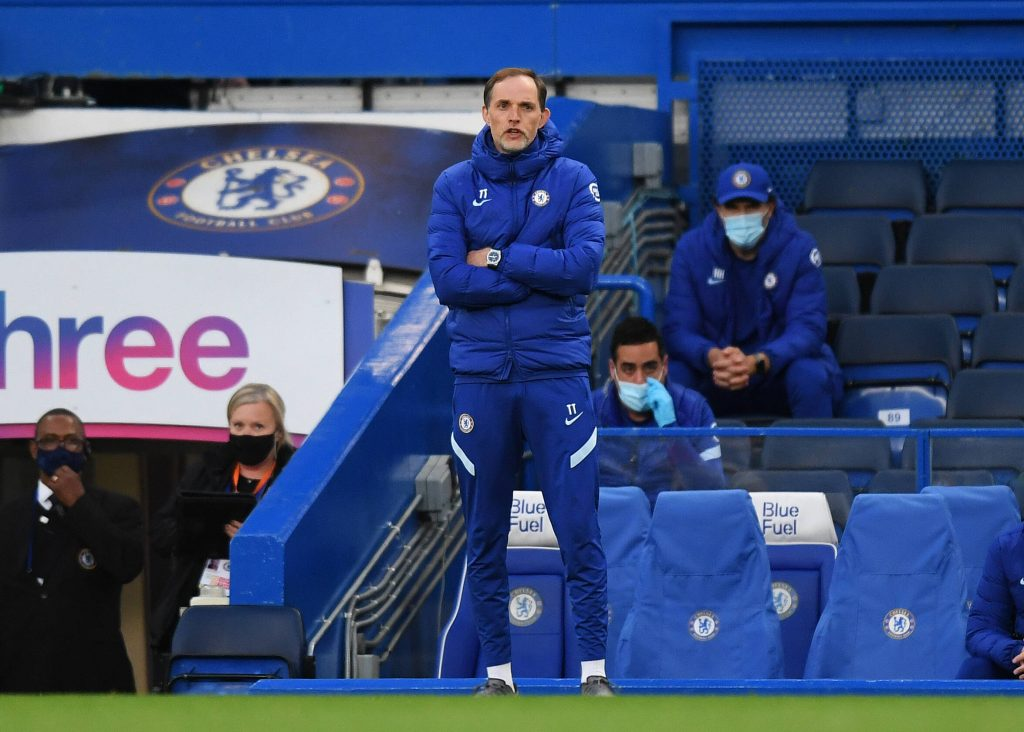 Chelsea manager Thomas Tuchel could be without four of his first-team stars against Brentford
