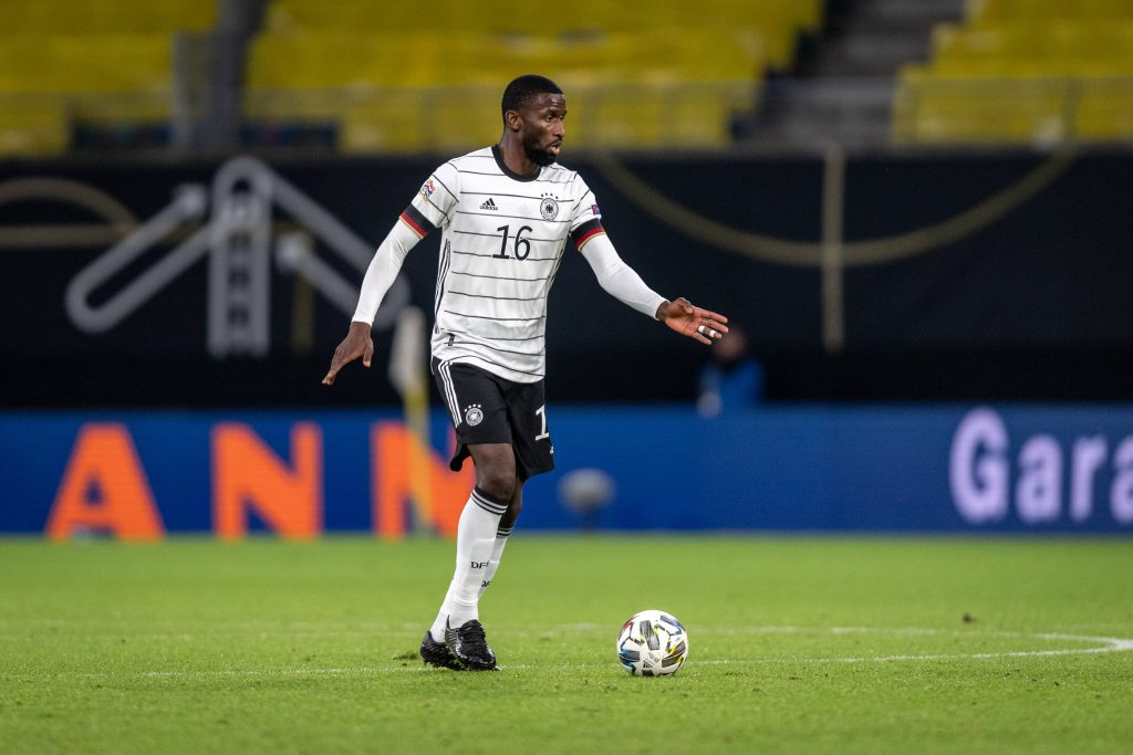 Real Madrid and Bayern Munich are ready to meet Rudiger's wage demands. (imago Images)