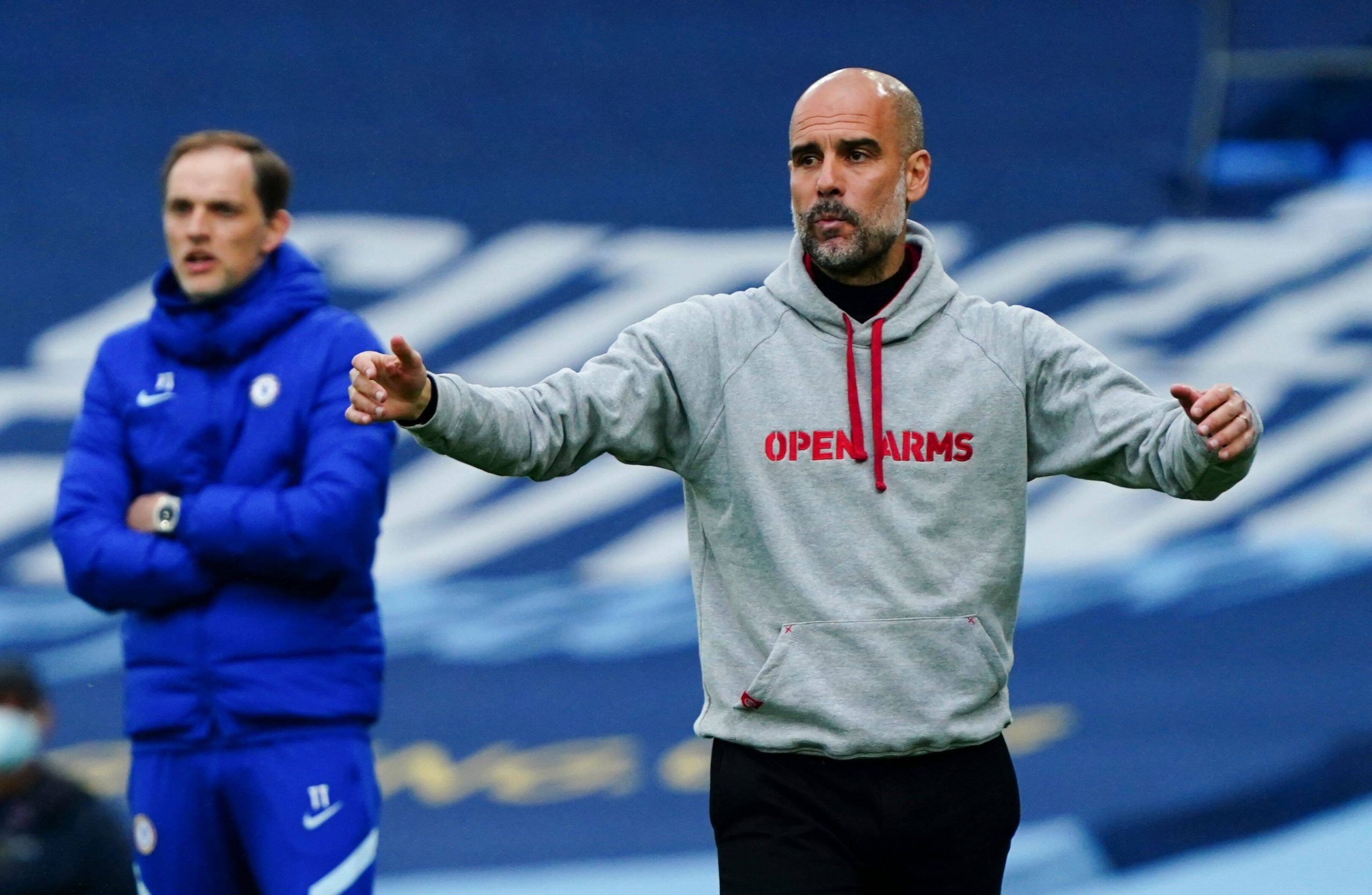 Pep Guardiola Makes Ucl Final Starting Xi Admission For City Vs Chelsea