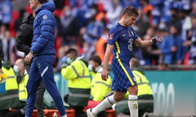Cesar Azpilicueta saw Chelsea lose to Leicester City in the FA Cup final but now has eye on the UCL final.